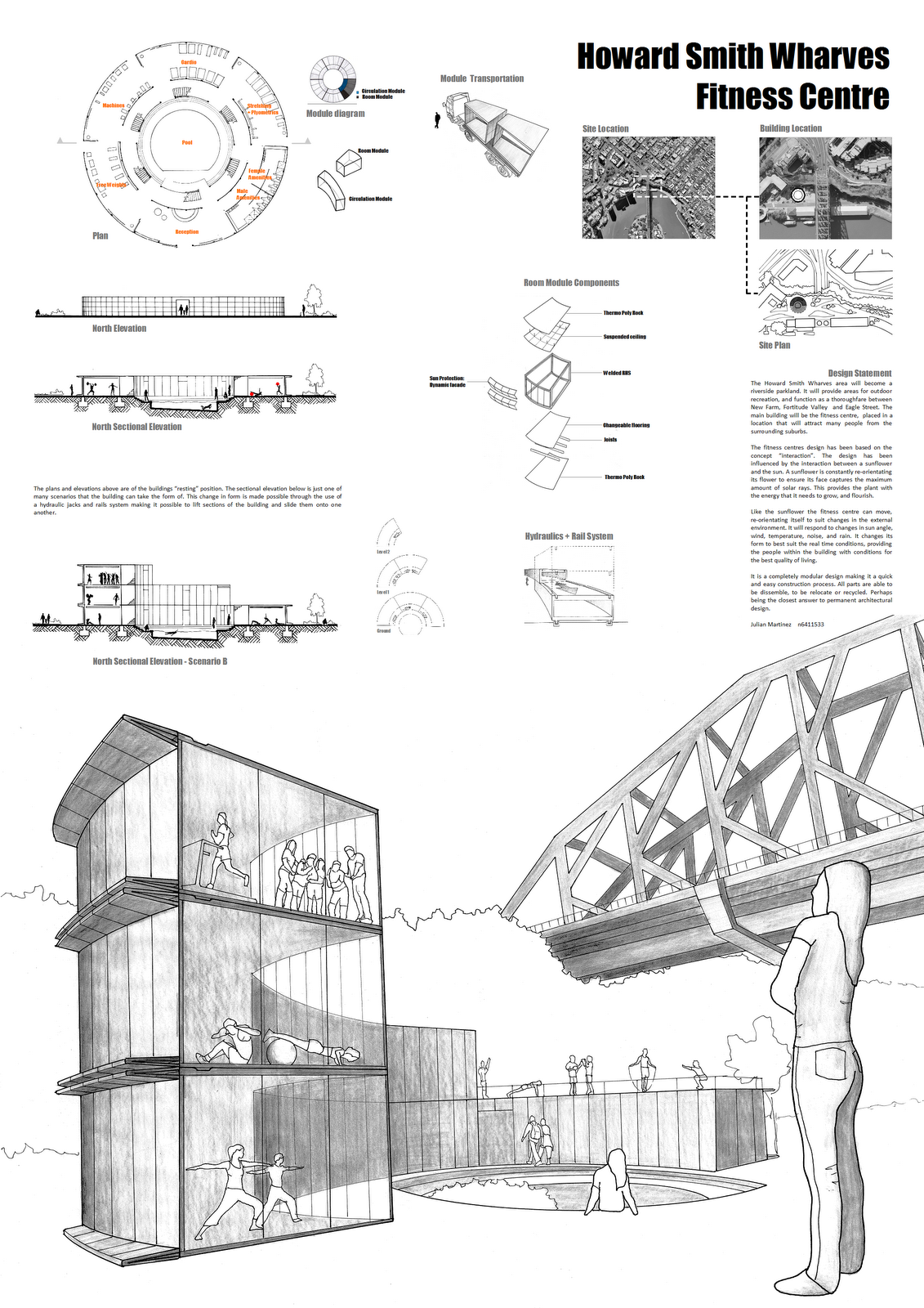 Architecture Presentation Posters