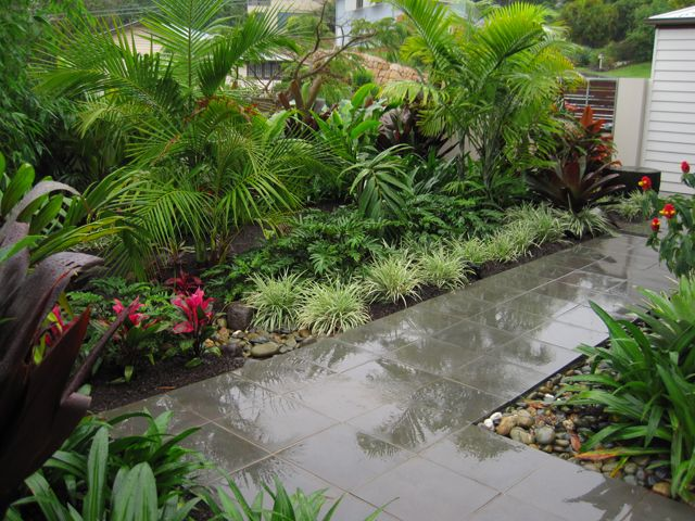 Click to enlarge (With images) | Small tropical gardens ...