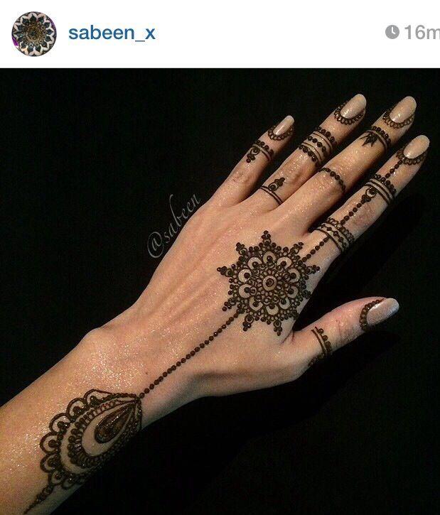 Follow Her On Instagram Her Work Is Amazing Henna Tattoo Designs Finger Henna Henna Designs Easy