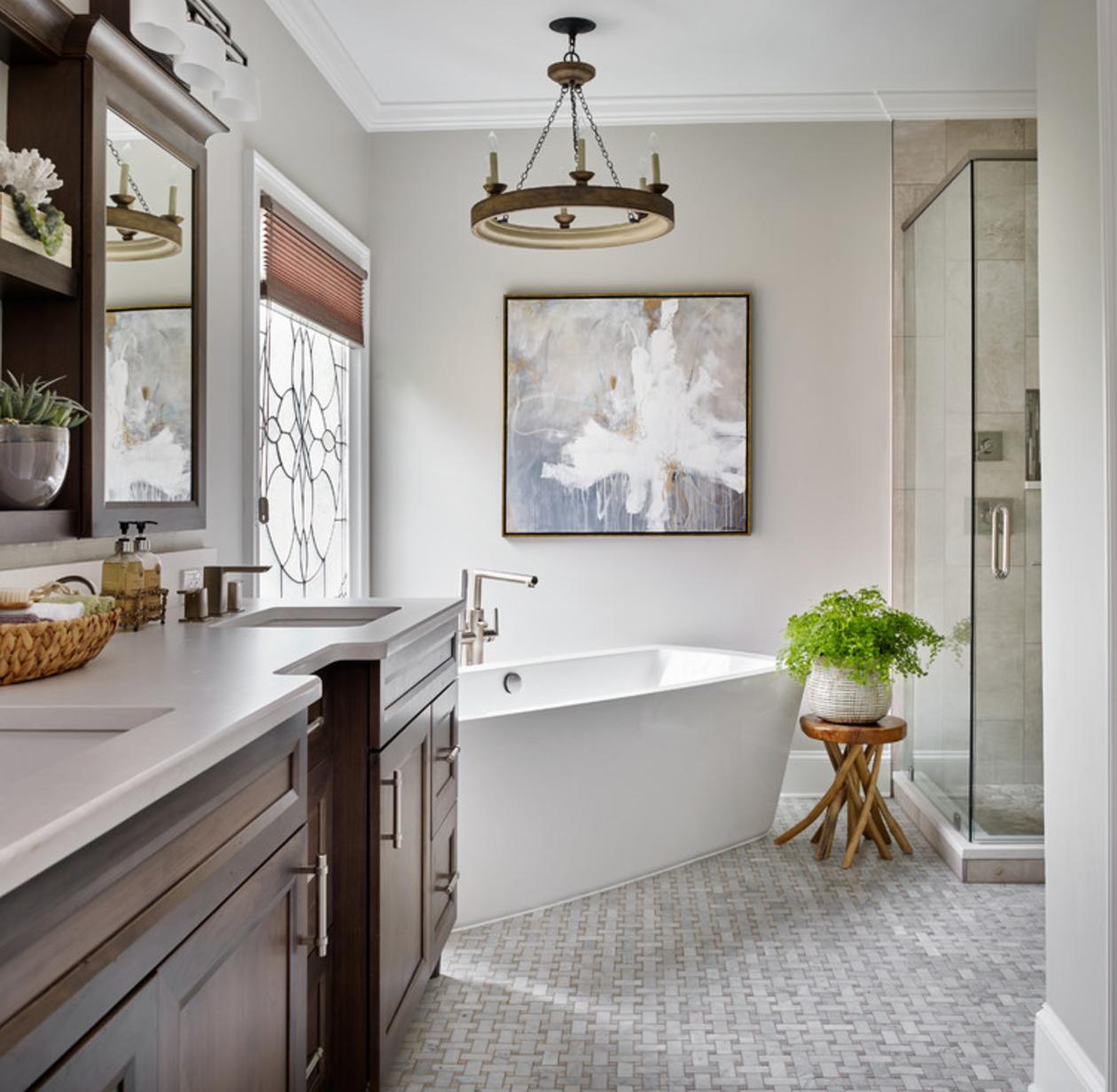 The new way to design your home! www.houzz.com | Bathroom Ideas ...