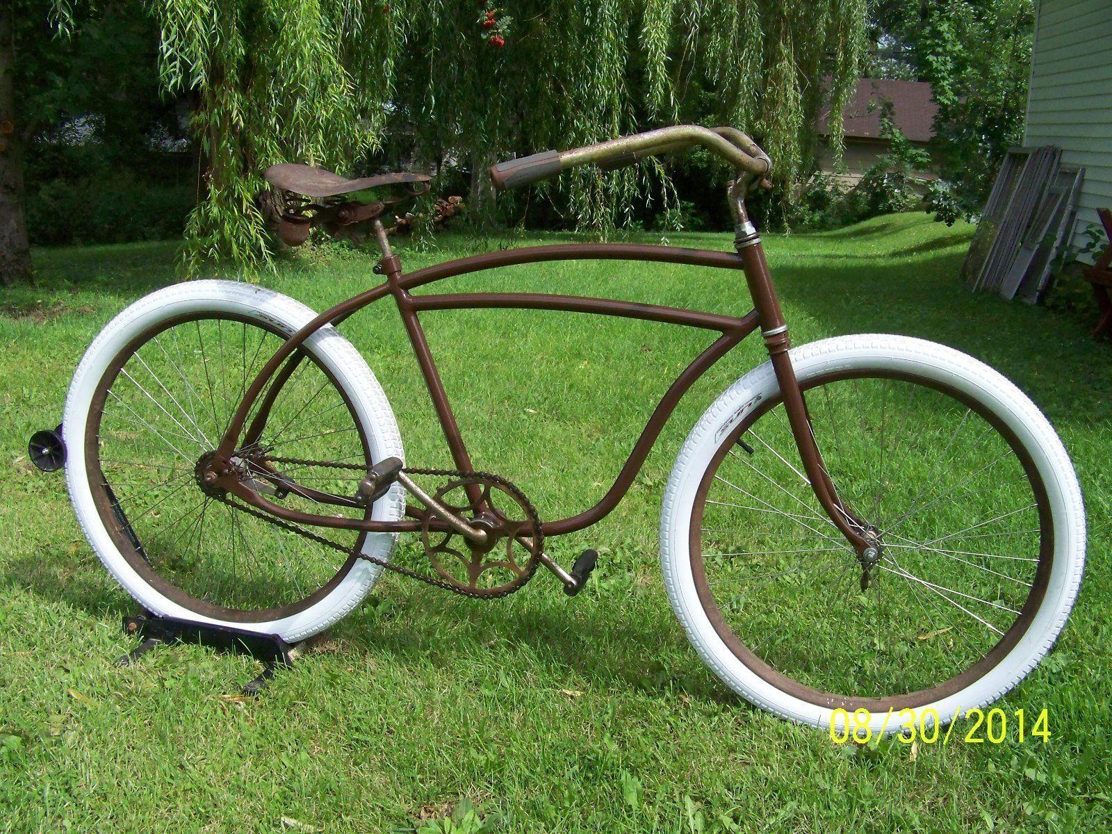 Pin On Klunkers Cruisers Vintage Mtn Bikes