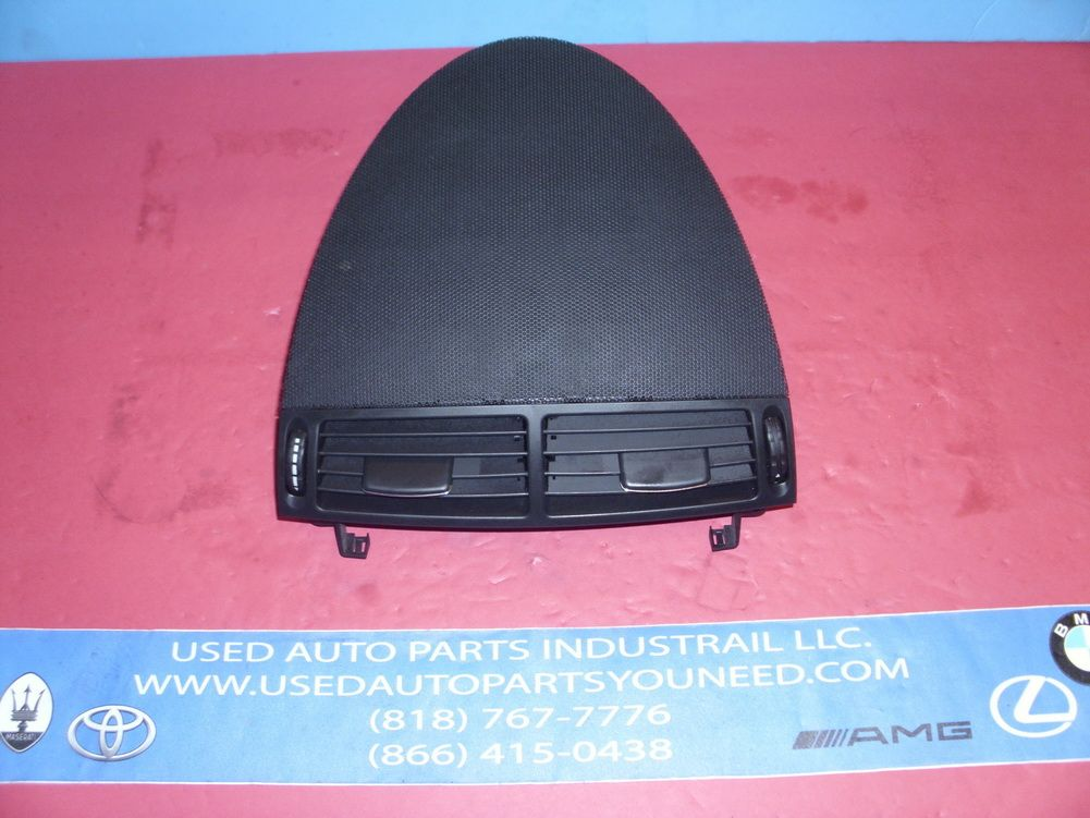 This Air Vent Dash is for 2006 ~ 2011 Mercedes Benz SLK350, Mercedes Benz SLK230, Mercedes Benz SLK500, Mercedes Benz SLK250 Used Prts, Mercedes Benz SLK250, Mercedes Benz SLK320.Please compare the part number(s):  1718301354, 171 830 13 54 make sure to check with your local dealer before purchasing it.Note:please match you product with the picture