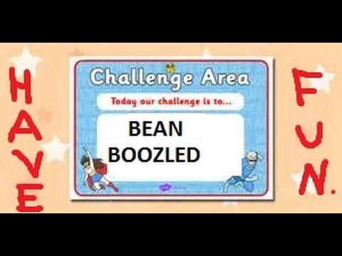 Bean boozled challenge ( FATHER AND SON )