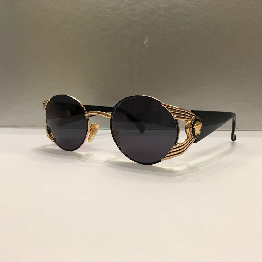 f2637f62e860 GIANNI VERSACE MOD S65 Col 16L Vintage Sunglasses near NOS con! Super  Rare!! | Clothing, Shoes & Accessories, Men's Accessories, Sunglasses &  Fashion ...