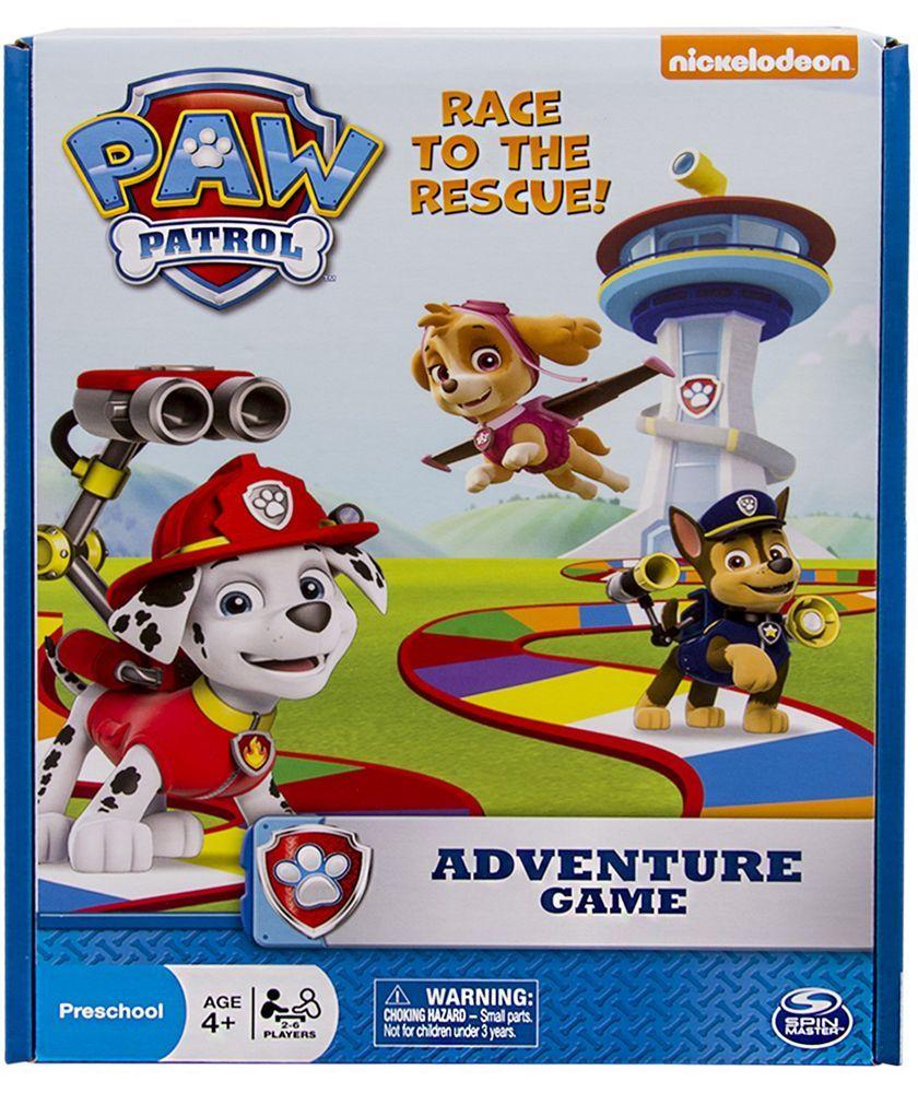 Buy paw patrol adventure game at argoscouk your online