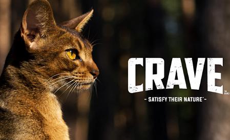 Diventa Tester Cibo per Gatti Crave con The Insiders