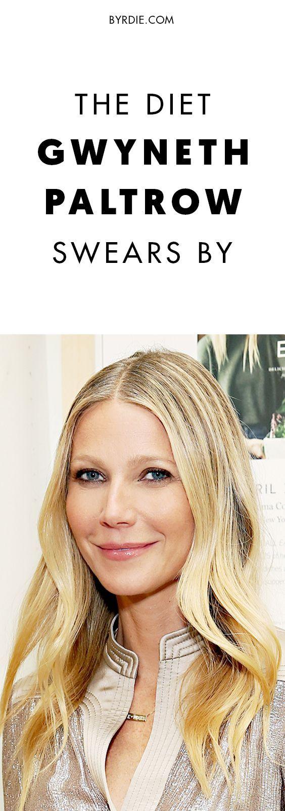 How To Eat Like Gwyneth Paltrow #CelebrityDiets In 2019