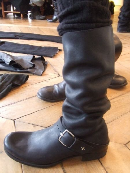quality design 3b2d9 0e9e0 My kind of leather boots! Love! m.a+ (Maurizio Amadei ...