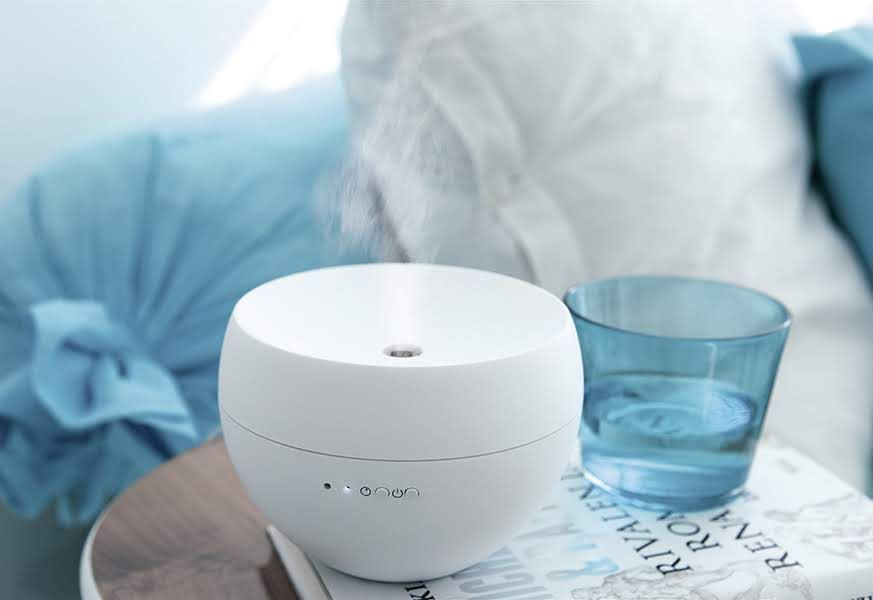 Aromatherapy Diffuser At Sharper Image Essential Oils Pinterest