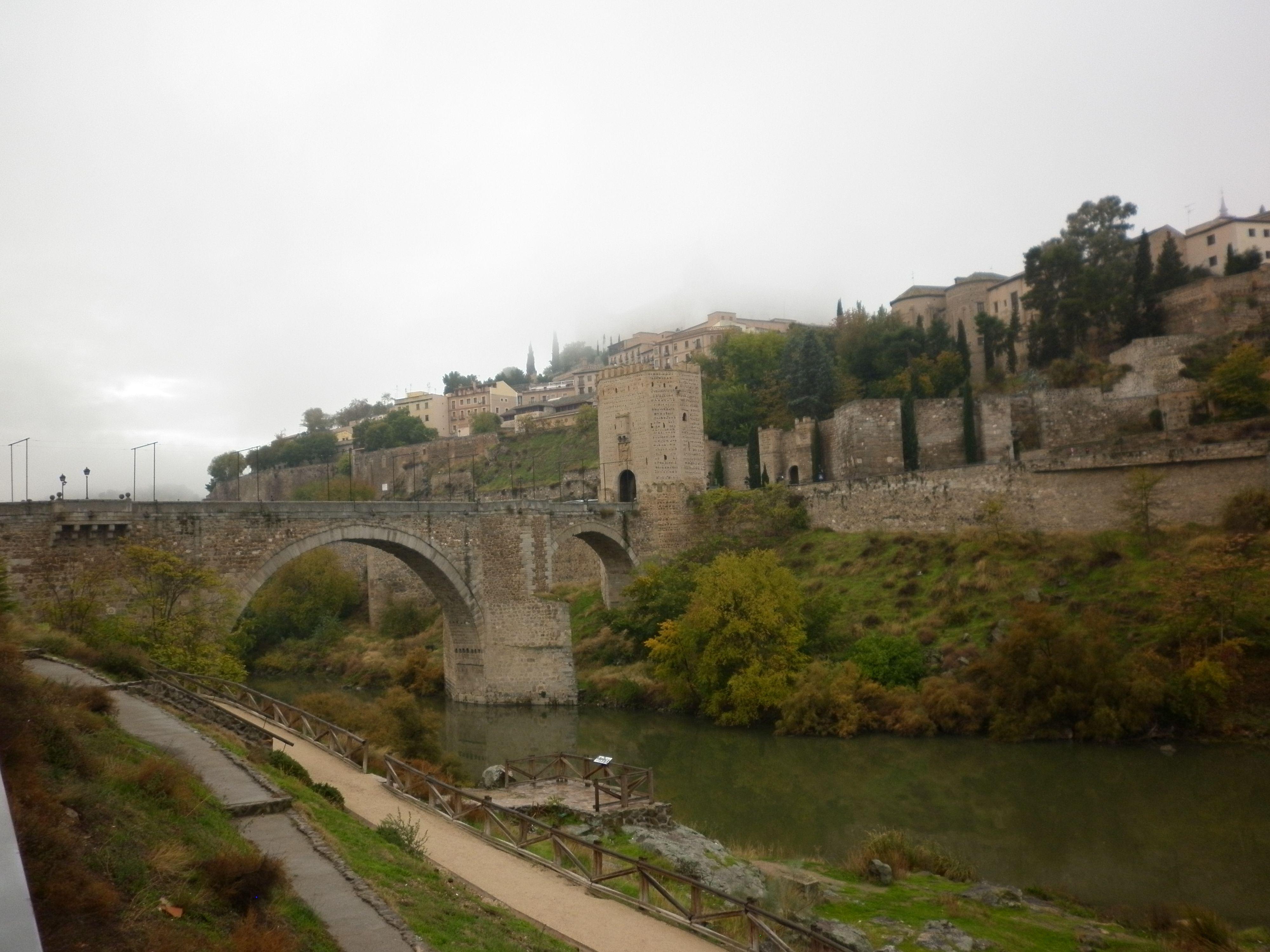 Puente de la Alcántara, Toledo