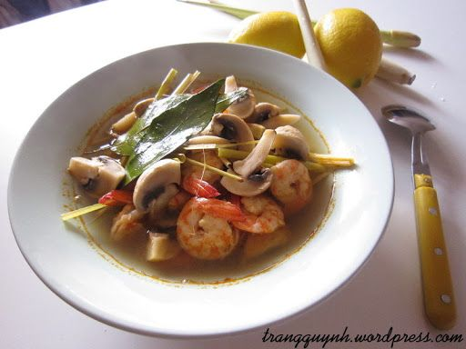 Tom Yum Goong Recipe on Yummly