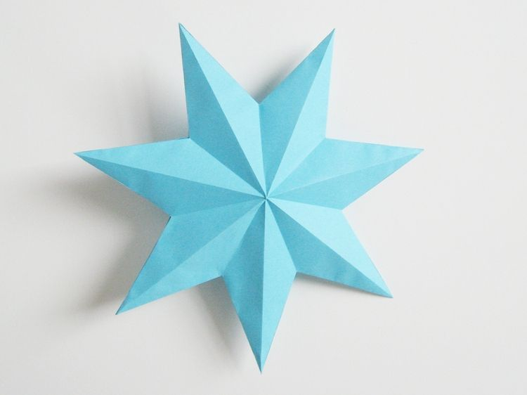 Make This   Paper Stars   Part 2   Luxe DIY   How Did You Make