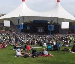 Shoreline Amphitheatre, Mountain View, CA - Saw so many great concerts here