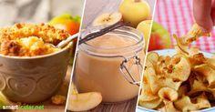 Wohin mit so vielen Äpfeln? 10 ungewöhnliche Apfelrezepte