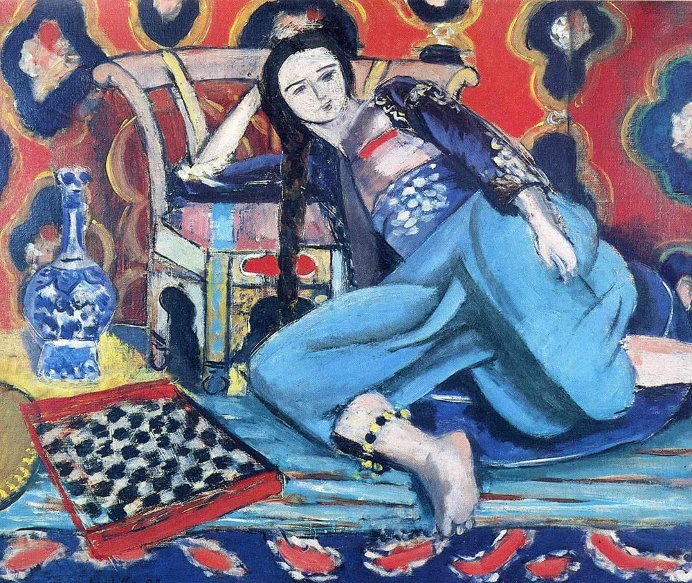 http://www.chinaoilpaintinggallery.com/oilpainting/henri-matisse/odalisque-with-a-turkish-chair.jpg