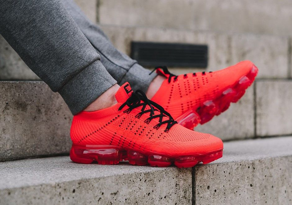 2283b05aa25 CLOT x Nike Air VaporMax Crashing onto the scene this mid-year is the CLOT  x Nike Air VaporMax in this University Red