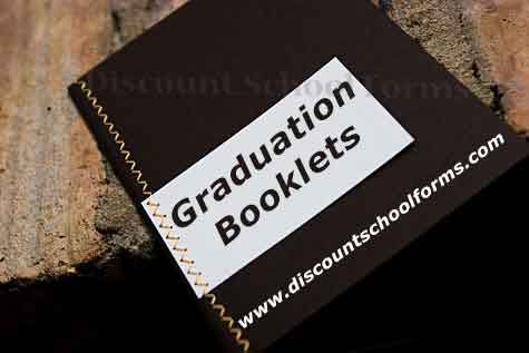 Graduation #Booklet - Low Cost High Quality Deliver Fast Free - graduation programs