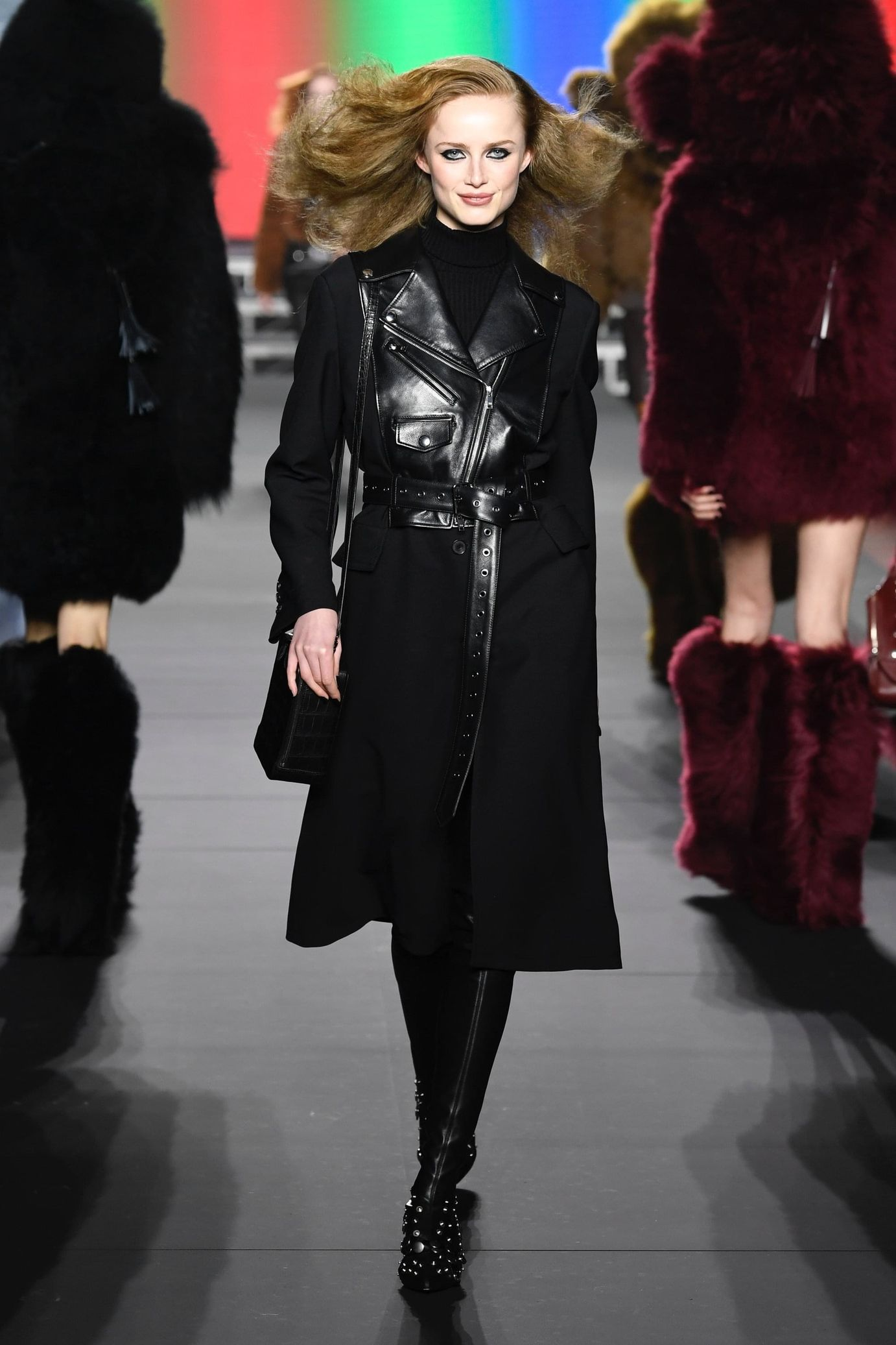 d756e517bc1 Sonia Rykiel Fall/Winter 2018-2019 READY-TO-WEAR Fashion Show ...