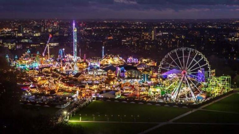 Hyde Park Christmas 2020 20 Magical & Best Places to Spend Christmas in Europe 2020   Hike