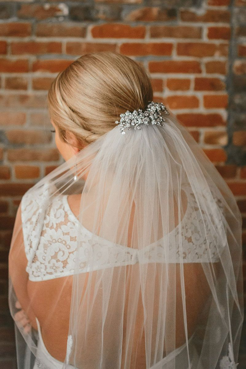 Cheap Wedding Veils With Comb