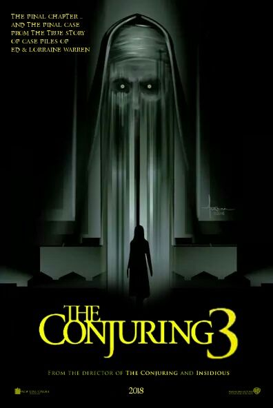 The Conjuring 3 Best Horror Movies Scary Movies Horror Movie Night