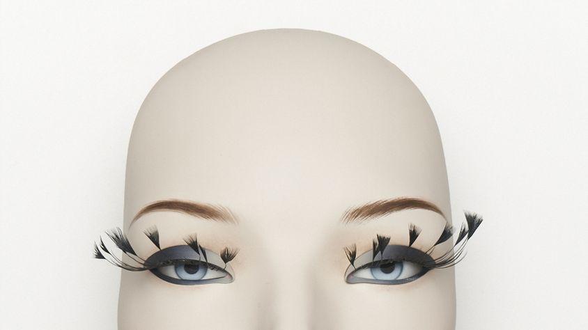 Window Mannequins Make-up Mixer