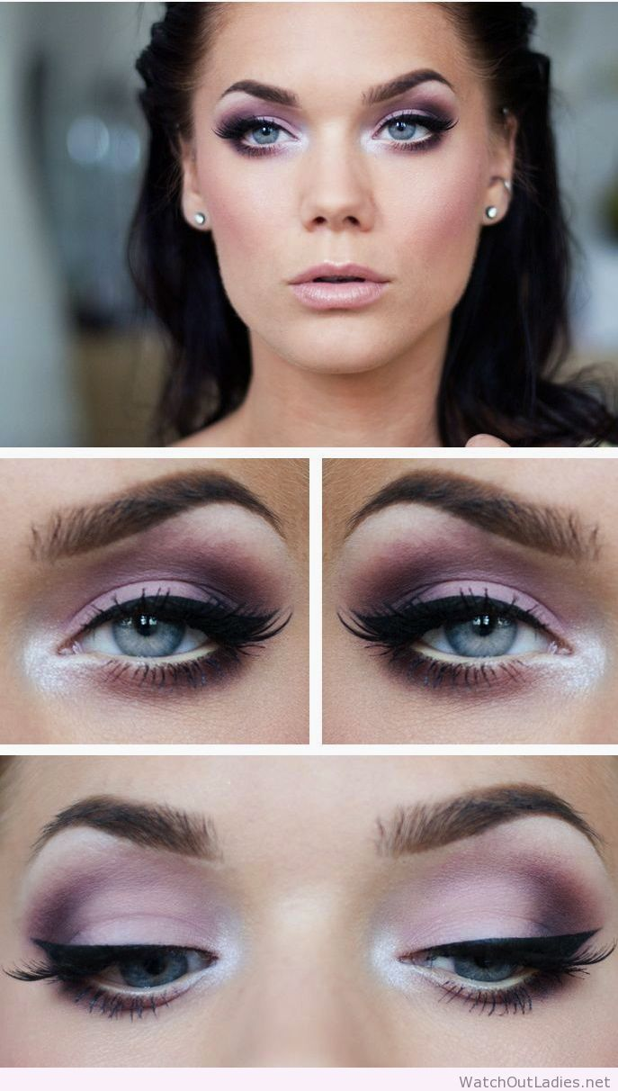 Linda Hallberg Perfect Makeup For A Wedding