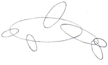 Dibuja un delfn  Dibujar Dibujos  Aprender cmo dibujar paso a