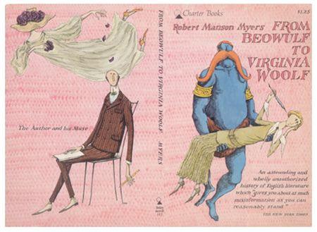 From Aesop To Updike Edward Gorey's Book Cover Art | edwardgoreyhouse