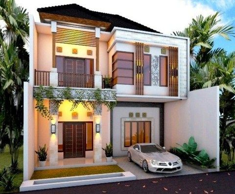 gambar desain rumah minimalis 2 lantai 21 | home fashion