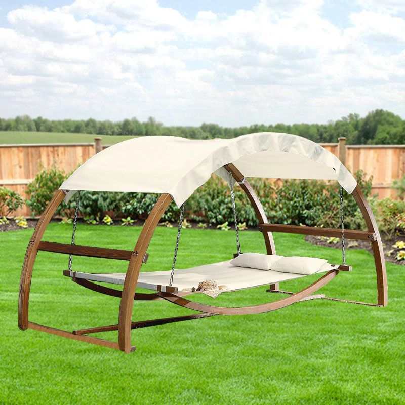 Replacement Canopy For Arch Hammock Swing Garden Winds Outdoor