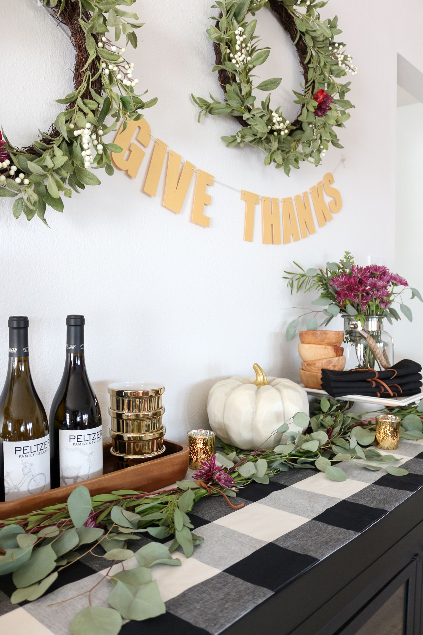 The Most Beautiful Thanksgiving Decoration Ideas