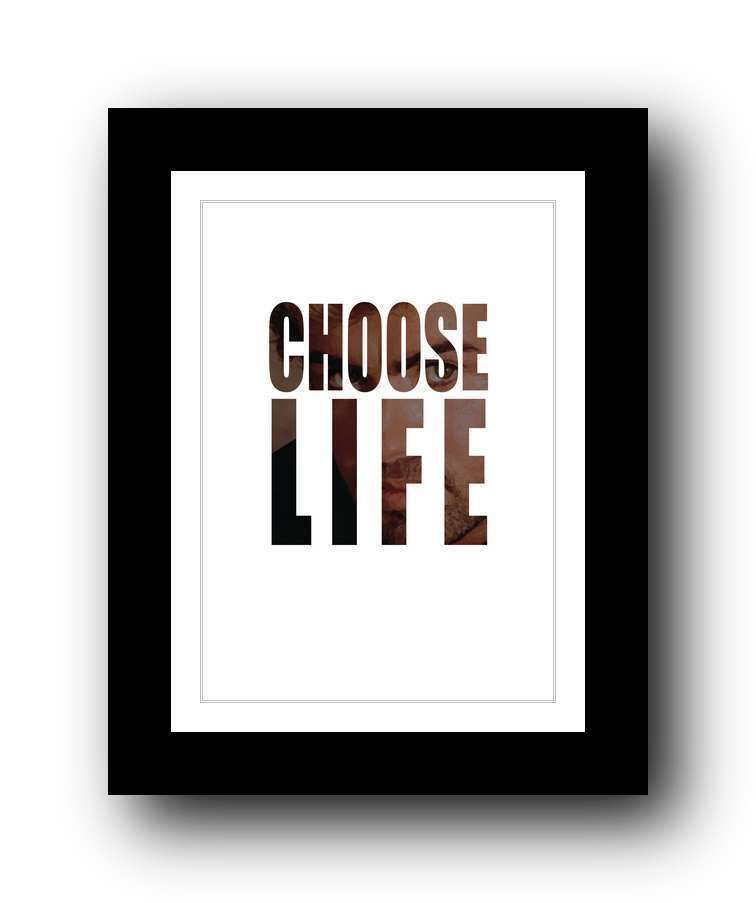 Details About GEORGE MICHAEL Wham! CHOOSE LIFE Song Lyrics