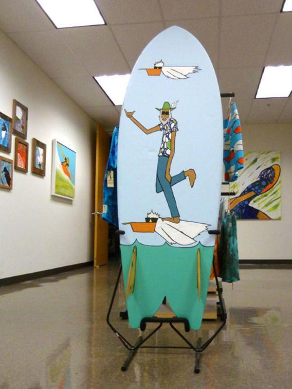 Art Pinterest Art Surfboard Designs