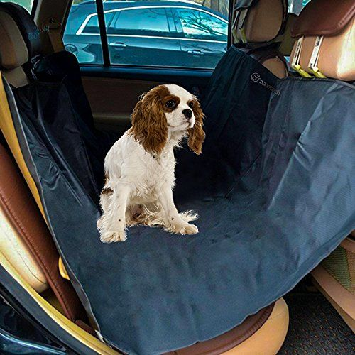 Camo Back Seat Dog Cover