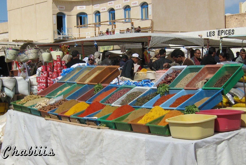 Spice Market Bazaar Middle East At The Farmer`s Market ...   Middle East Spice Market