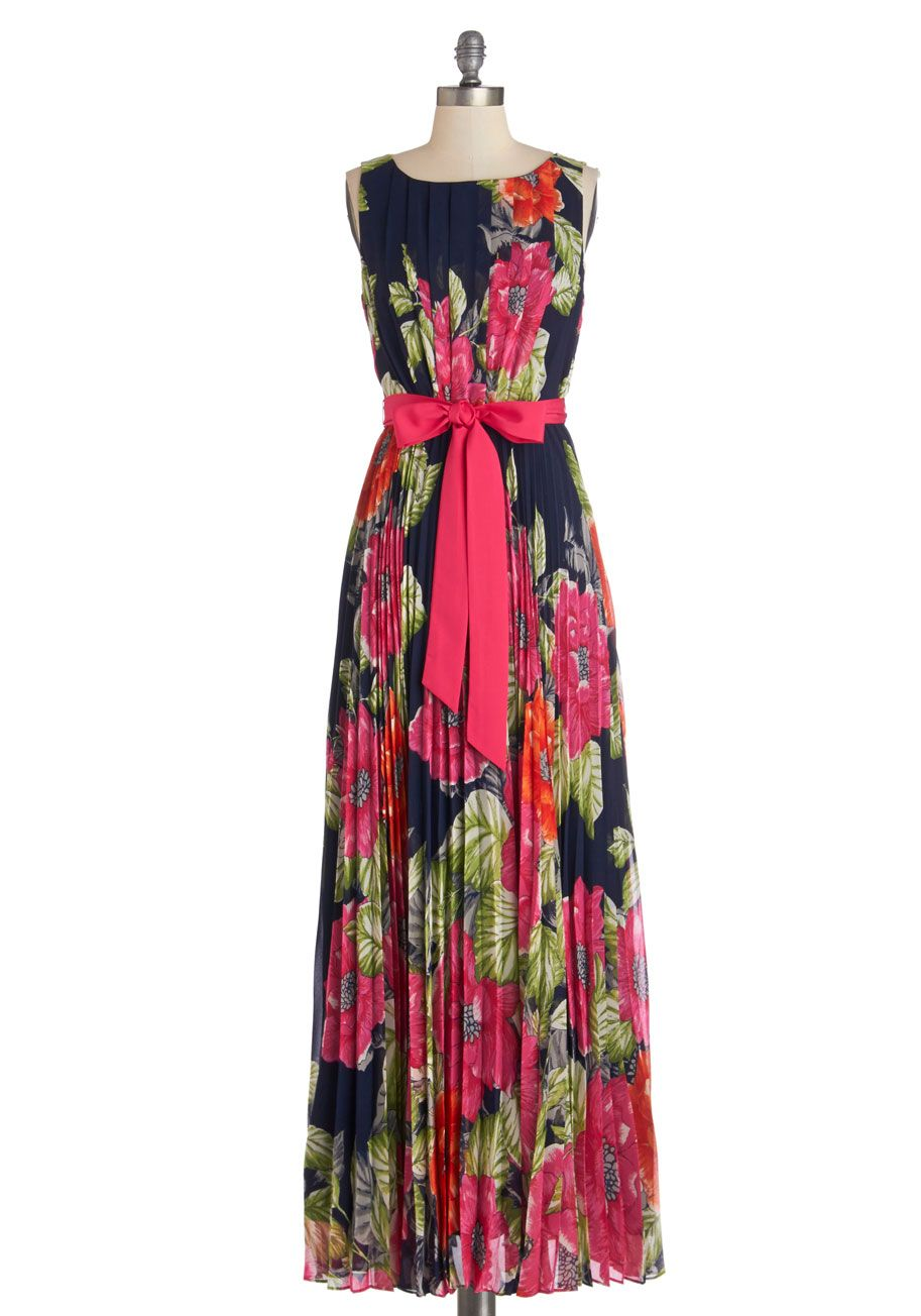 Perennial Pose Dress. Youre the loveliest guest at the
