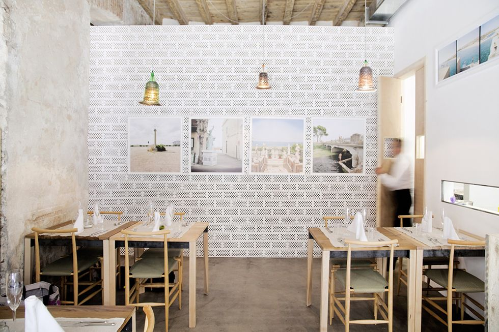 28 Posti Meaning Seats Is A Nice And Cozy New Restaurant In