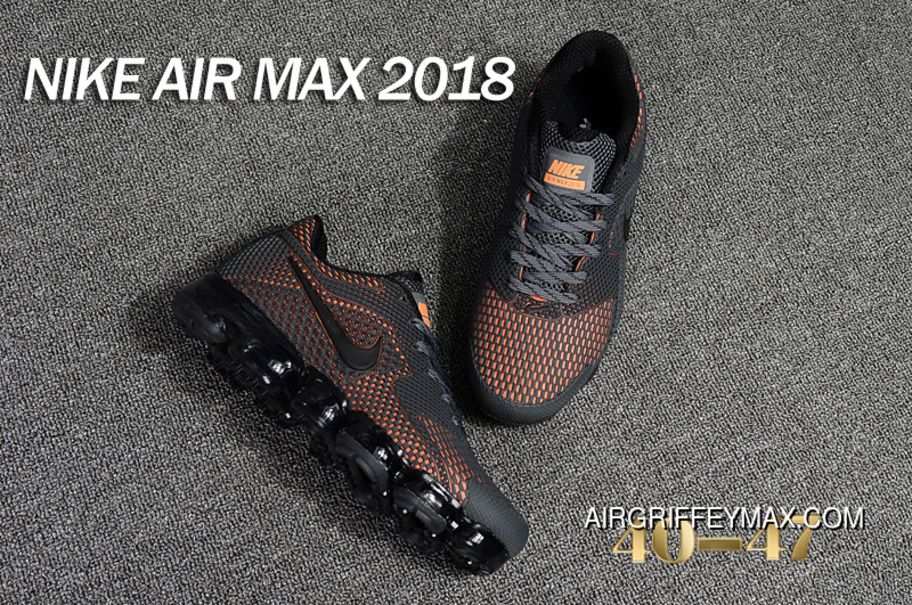 2018 Nike Air VaporMax 5 40 47 CHARCOAL New Year Deals