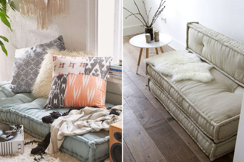 9 Portable Floor Bed Ideas Perfect for Small Spaces Daybed, Spare - Daybed Images