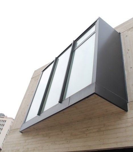 Bow and Bay Window Canopies
