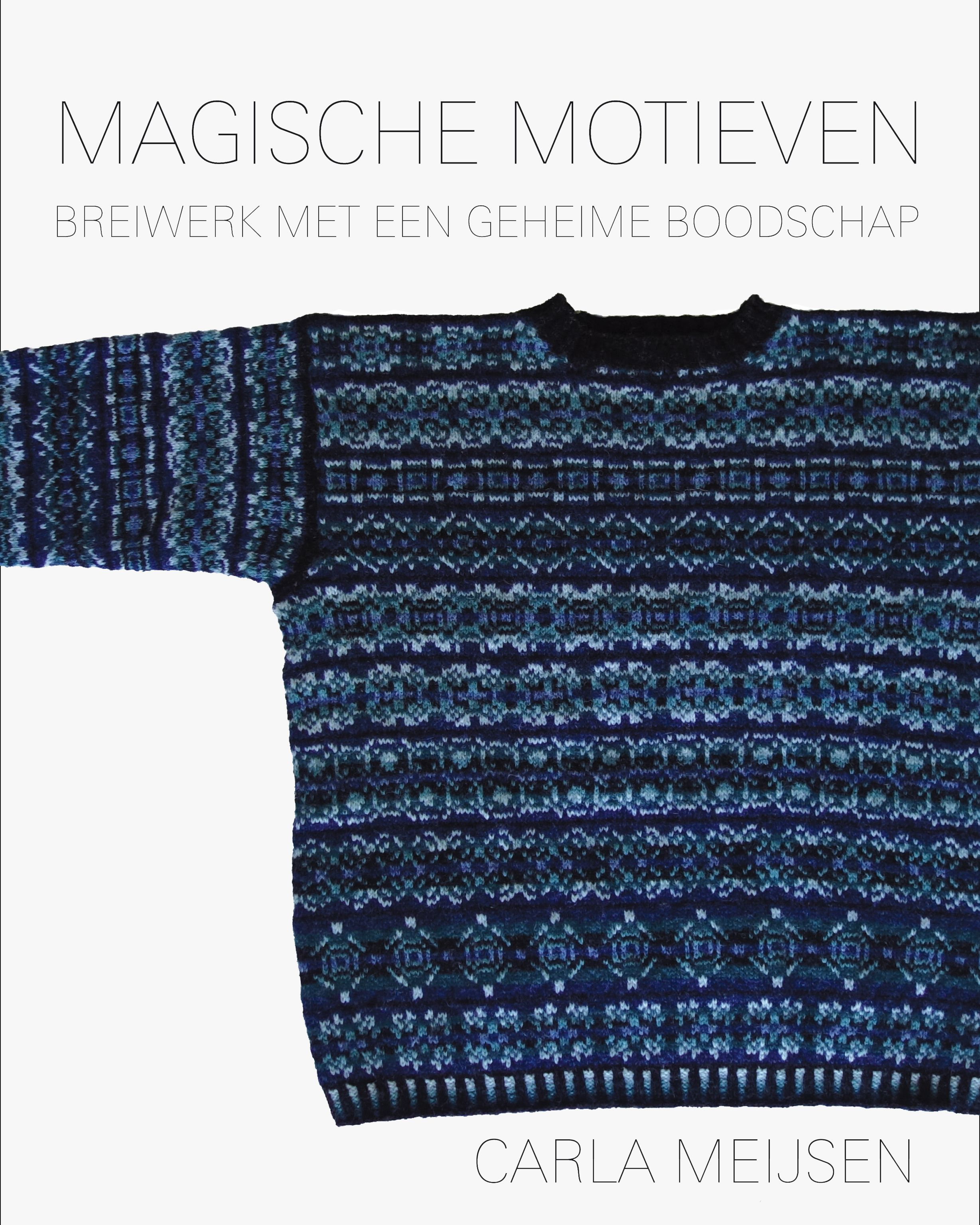 Carla Meijsen Boekpresentatie Magische Motieven