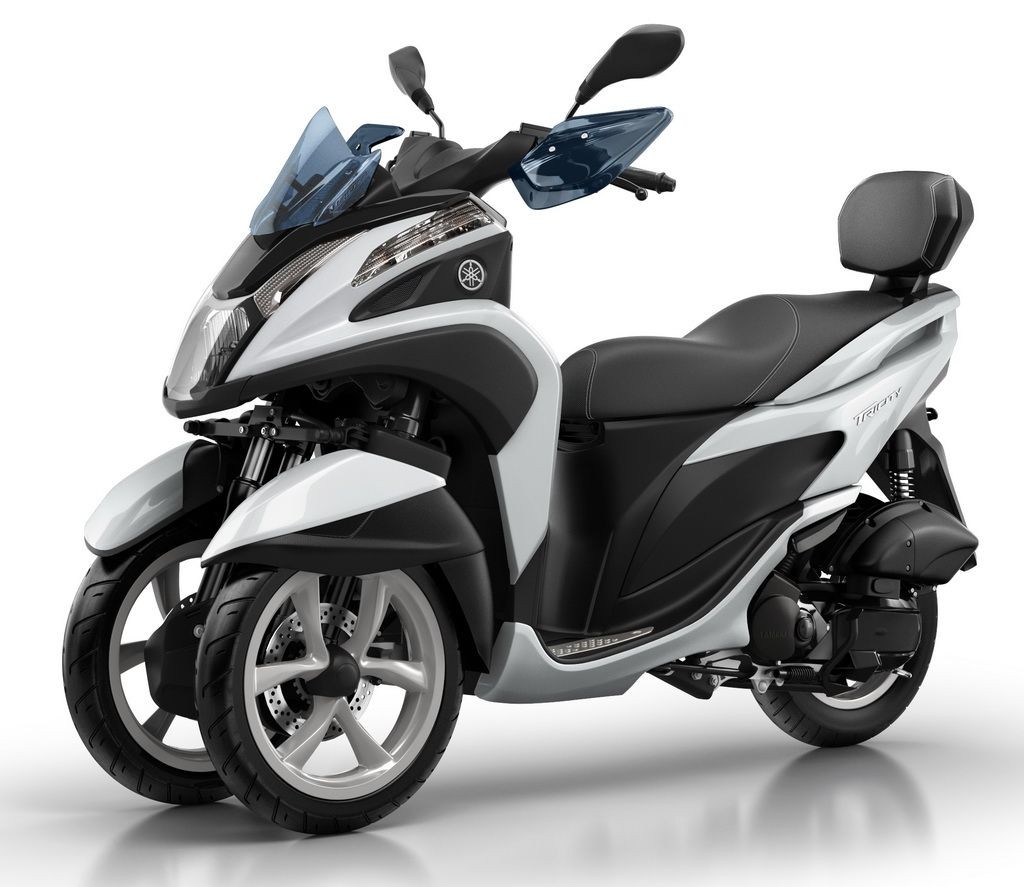yamaha mw 125 tricity carros pinterest scooters. Black Bedroom Furniture Sets. Home Design Ideas