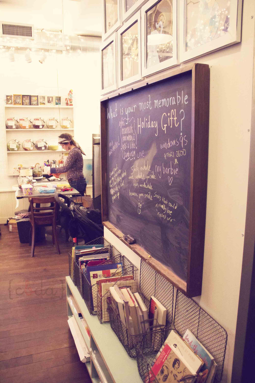 Framed Chalkboard & Framed Dry Erase Board On Wall Instead