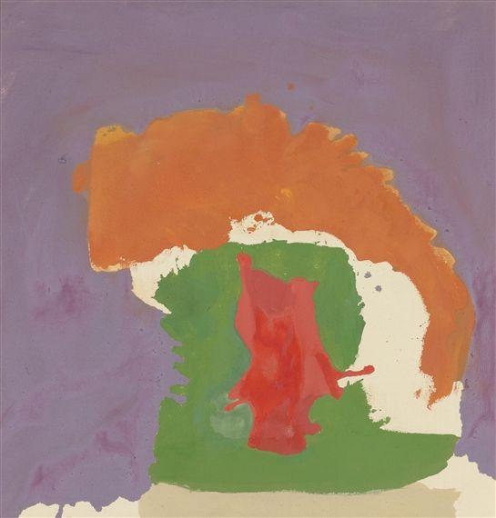 Helen Frankenthaler, CLOISTER