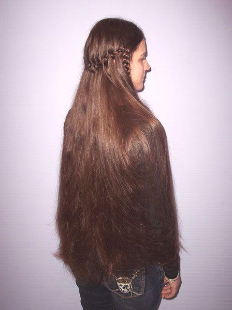classic length hair | Tumblr | Very long hair, Hair ...