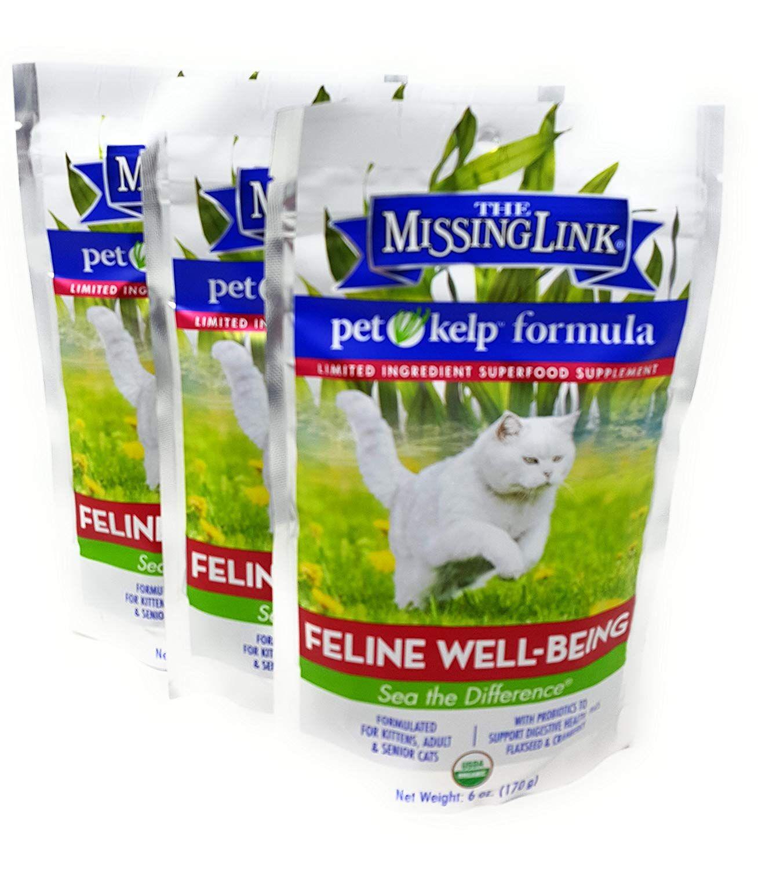 The Missing Link Pet Kelp Formula Feline WellBeing
