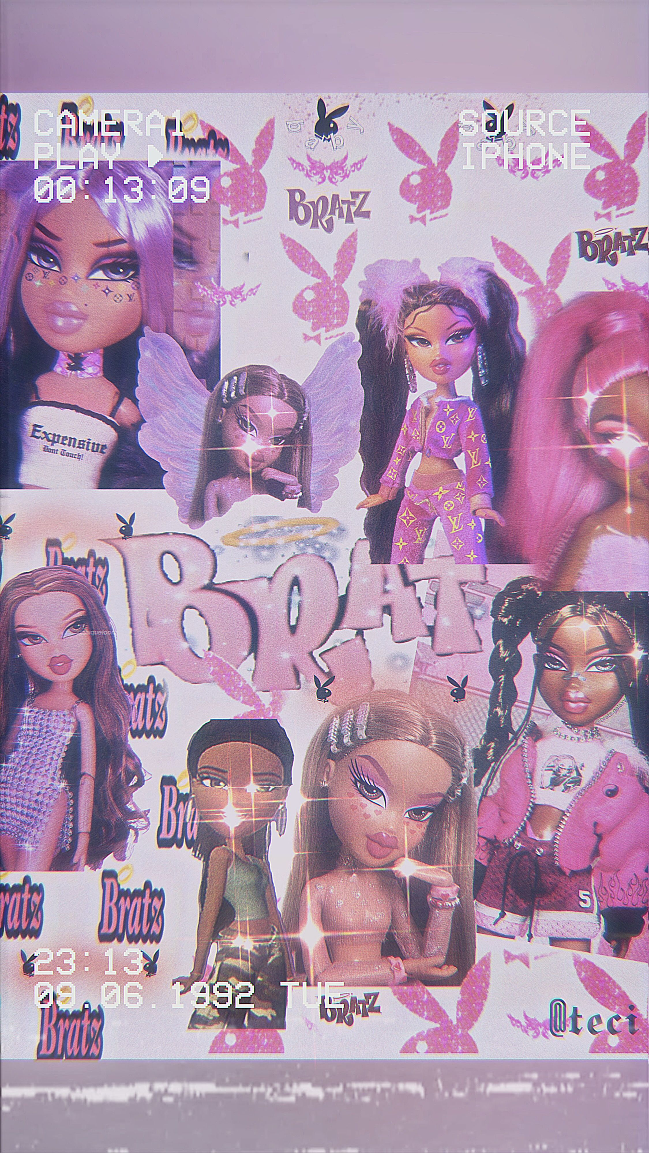 Bratz 90s Wallpaper Cartoon Wallpaper Iphone Pink Wallpaper Iphone Pretty Wallpaper Iphone