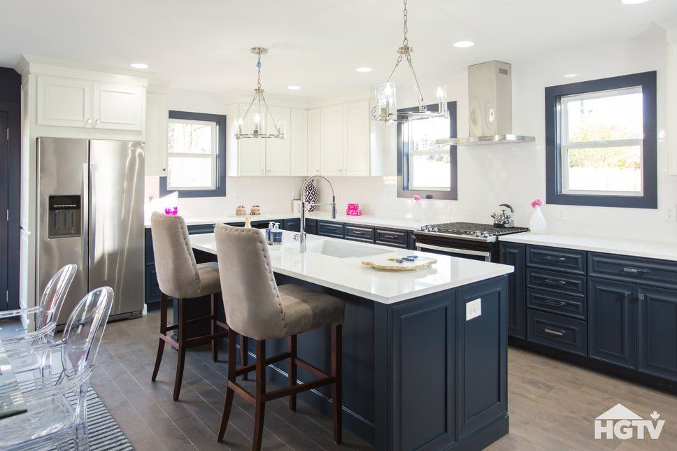 Get inspired by Kitchen Design photo by HGTV Canada's