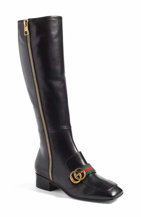 b1ce69c18d Gucci  Peyton  Tall Boot (Women)